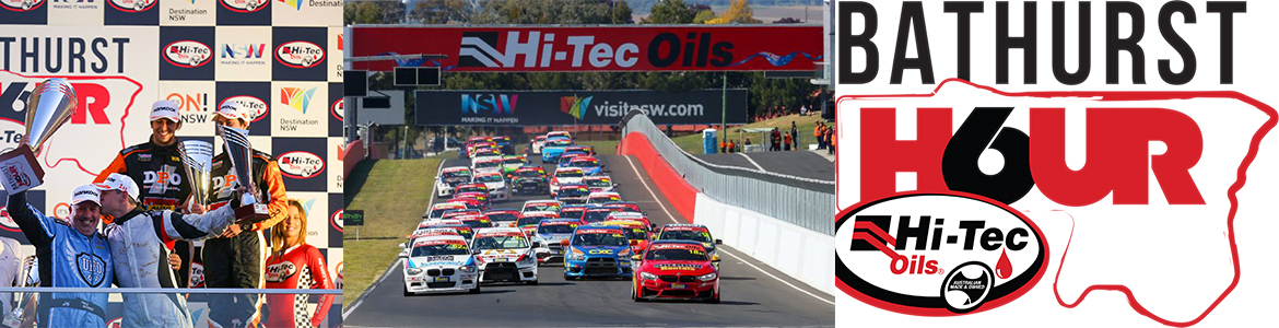 Bathurst 6 Hour30 March - 1 April 2018