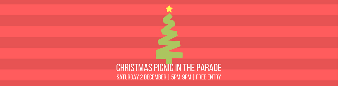 Christmas Picnic in the Parade2 December 2017