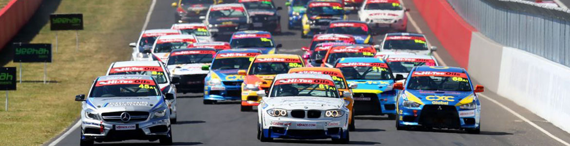 Hi-Tec Oils Bathurst 12 Hour14-17 April 2017