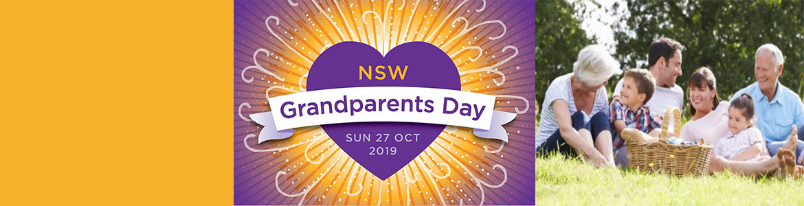 Grandparent's Day27 October 2019
