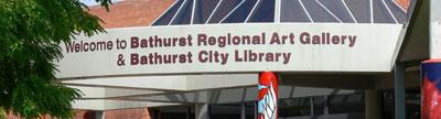 Bathurst Regional Library