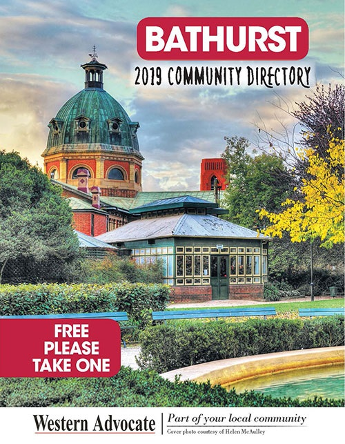 Community Directory 2019 Cover