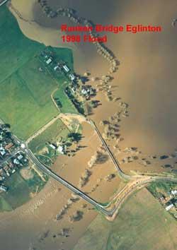 Ranken Bridge 1998 Floods