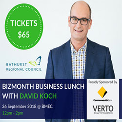 Bizmonth Business Lunch